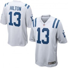 Mens Indianapolis Colts T.Y. Hilton Nike White Game Jersey