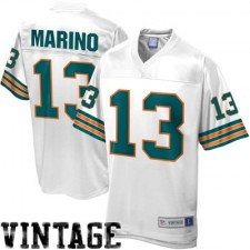 Men's Pro Line Miami Dolphins Dan Marino Retired Player Jersey-