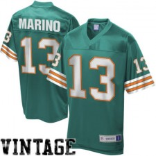 Men's Pro Line Miami Dolphins Dan Marino Retired Player Jersey
