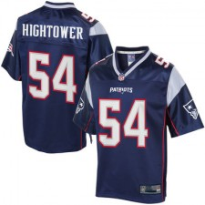 Pro Line Mens New England Patriots Dont'a Hightower Big & Tall Team Color Jersey