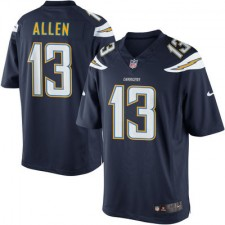 Men's San Diego Chargers Keenan Allen Nike Navy Blue Team Color Limited Jersey