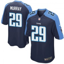 Youth Tennessee Titans DeMarco Murray Nike Navy Game Jersey