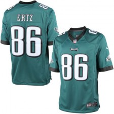 Men's Philadelphia Eagles Zach Ertz Nike Midnight Green Limited Jersey