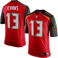 Men's Tampa Bay Buccaneers Mike Evans Nike Red Limited Jersey