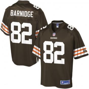 Pro Line Herren Cleveland Browns Gary Barnidge Team Farbe Günstig Trikot