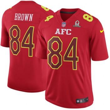 sports shoes 7361c b86c1 Steelers GM in der Hoffnung, Antonio Brown für das Leben ...