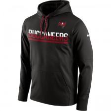 Herren Tampa Bay Buccaneers Nike Zinn Seitenlinie Schaltung Pullover Leistung Hoodie