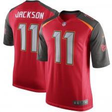 Herren Tampa Bay-DeSean Jackson Nike Red Spiel Trikot