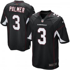 Herren Arizona Cardinals Carson Palmer Nike schwarz Alternate Spiel Trikot
