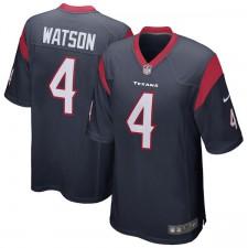 Herren Houston Texaner DeShaun Watson Nike Navy Spiel Trikot