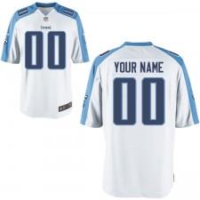Herren Tennessee Titans Nike hellblau Benutzer Alternative Trikot