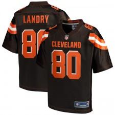 Jugend Cleveland Browns Jarvis Landry NFL Pro Line Brown Team Farbe Trikot