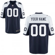 Nike Herren Dallas Cowboys Angepasst Rückfall Spiel Trikot