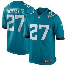 Männer Jacksonville Jaguars Leonard Fournette Nike Teal Neu 2018 Spiel Trikot
