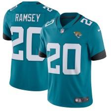 Männer Jacksonville Jaguars Jalen Ramsey Nike Teal Neu 2018 Vapor Unantastbar Begrenzte Trikot