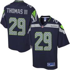 NFL Pro Line Herren Seattle Seahawks Earl Thomas III Farbe Team trikot