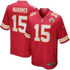 Männer Kansas City Chiefs Patrick Mahomes Nike Rot Spiel Trikot
