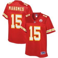 Frauen Kansas City Chiefs Patrick Mahomes NFL Pro Line Rot Spieler Trikot