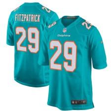 Männer Miami Dolphins Minkah Fitzpatrick Nike Aqua Spiel Trikot