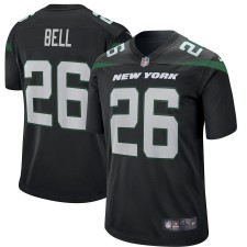 Herren New York Jets Nike Le'Veon Bell Spiel Schwarz Trikot