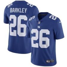 Männer New York Giants Saquon Barkley Nike königlich Team Farbe Vapor Unantastbar Begrenzte Trikot