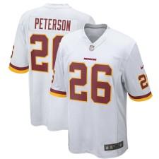 Männer Washington Redskins Adrian Peterson Nike weiß spieler spiel Trikot