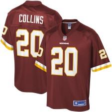 Landon Collins Washington Redskins NFL Pro Line jugend spieler Trikot – Burgund