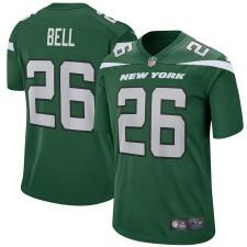 Jugend New York Jets Le'Veon Bell Nike Gotham grün Spiel Trikot
