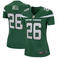 Frauen New York Jets Le'Veon Bell Nike Gotham Grün Spiel Trikot