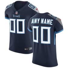 Herren Tennessee Titans Nike kriegemarine Vapor Unantastbar Brauch Elite Trikot