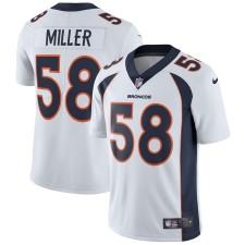 Von Miller Denver Broncos Nike Vapor Untouchable Limited Player Trikot - Weiß