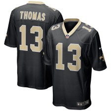Michael Thomas New Orleans Saints Nike Team Color Spiel Trikot - Schwarz