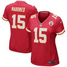 Frauen Kansas City Chiefs Patrick Mahomes Nike Rot Spiel Trikot