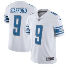 Herren Detroit Lions Matthew Stafford Nike weiß Vapor Unberührbarer Limited Spieler Trikot