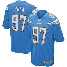 Joey Bosa Los Angeles Chargers Nike Spiel Spieler Trikot - Pulver Blau