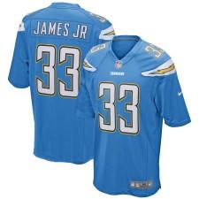 Derwin James Los Angeles Chargers Nike Spiel Spieler Trikot - Pulver Blau