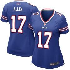 Nike Josh Allen Buffalo Bills Frauen Royal Juego Trikot