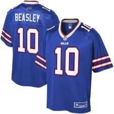 Das Buffalo Bills Cole Beasley NFL Pro Line Royal Team Spieler-Trikot für Herren