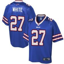 Das Buffalo Bills Tre'Davious White NFL Pro Line Royal Player-Trikot für Herren