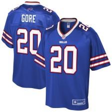 Buffalo Bills Frank Gore NFL Pro Line Royal Player-Trikot für Herren