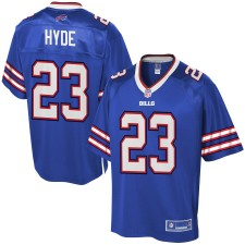 Herren Buffalo Bills Micah Hyde NFL Royal Player Pro Line Trikot