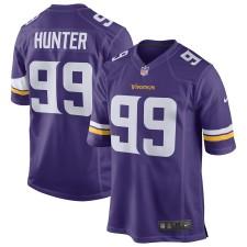 Danielle Hunter Minnesota Vikings Nike Spiel Trikot - Lila