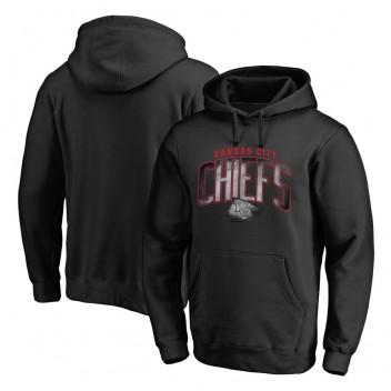 Kansas City Chiefs NFL Pro Line von Fanatics Branded Arch Smoke Pullover Hoodie - Schwarz