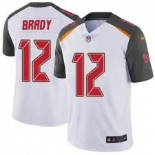 Tom Brady Tampa Bay Buccaneers Männer begrenzte Vapor Untouchable Nike Jersey - Weiß