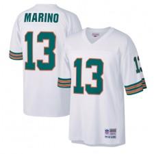 Dan Marino Miami Dolphins Mitchell & Ness Legacy Replikat Trikot - Weiß
