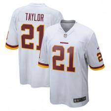 Sean Taylor Washington Redskins Nike Zurückgezogener Spieler Spiel Trikot - Weiß