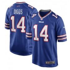 Stefon Diggs Buffalo Bills Nike 2020 Spiel Trikot - königlich