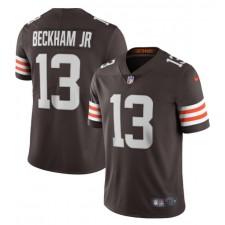 Odell Beckham Jr. Cleveland Browns Nike Vapor Limited Spieler Trikot – Braun