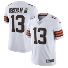 Odell Beckham Jr. Cleveland Browns Nike Vapor Limited Trikot – Weiß