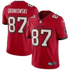 Rob Gronkowski Tampa Bay Buccaneers Nike Vapor Limited Trikot - Rot